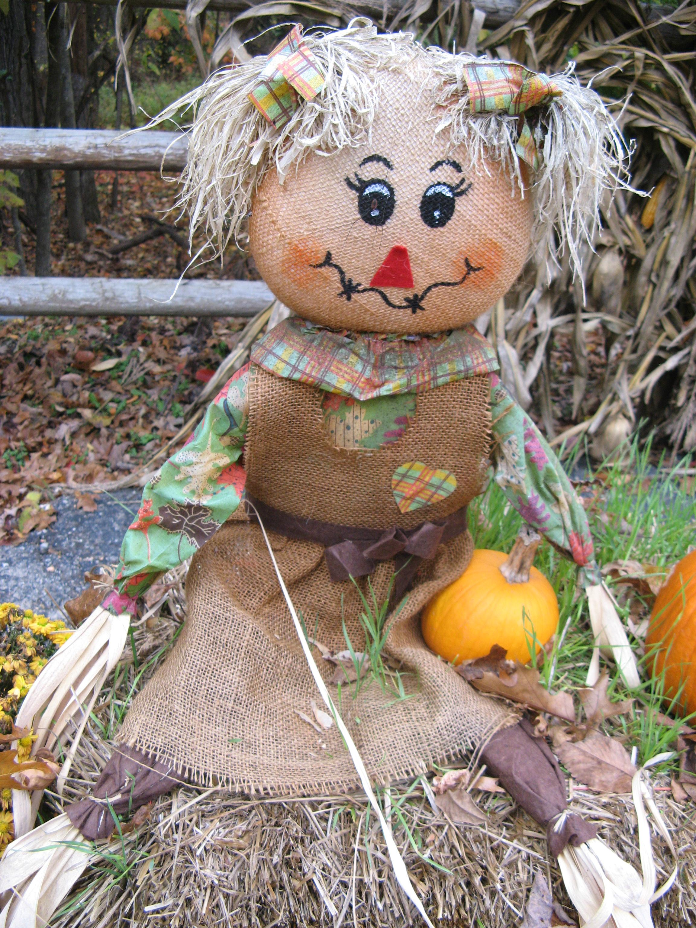 Scarecrow Lady