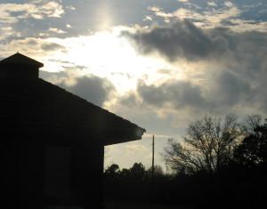 Roofline silhouette