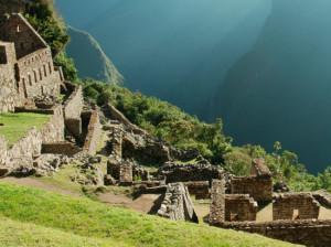 Machu Picchu site