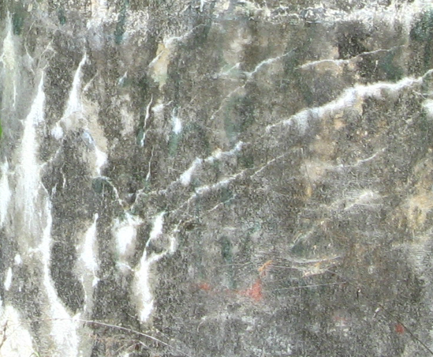Abstract art in shades of gray