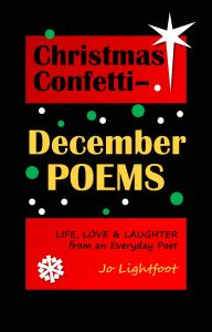December poems book by Jo Lightfoot